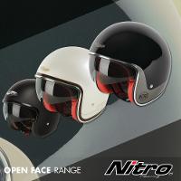 Nitro Open Face Helmets Range