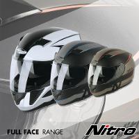 Nitro Full Face Helmets Range