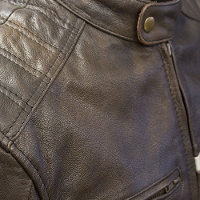 Merlin Heritage Leather Jacket Range