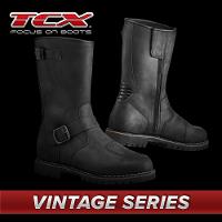 TCX Vintage Series Range