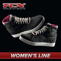 TCX Women's Line Range