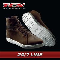 TCX 24/7 Line Range