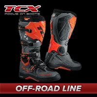 TCX Off-Road Line Range