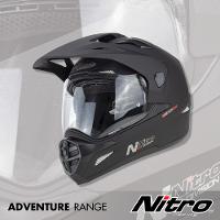 Nitro Adventure Helmets Range
