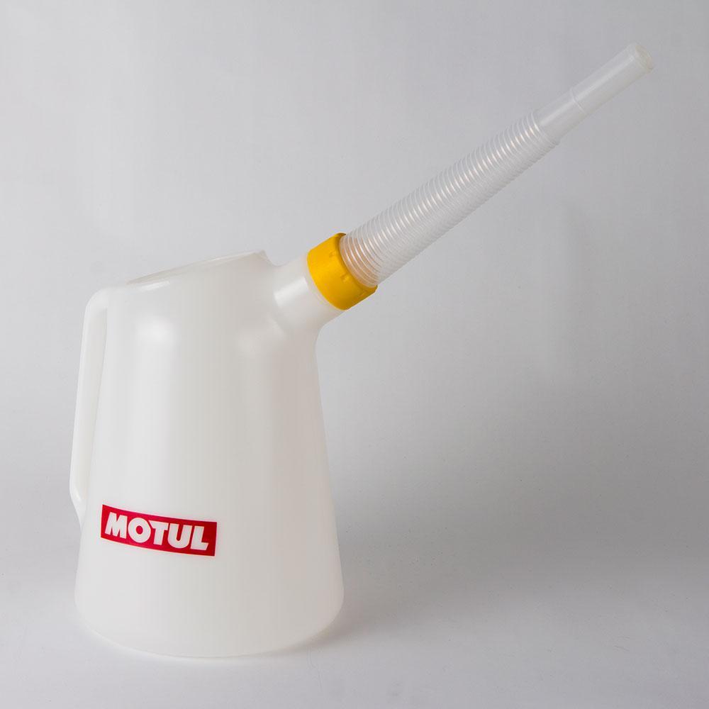 MOTUL OIL PITCHER WE 5L MEASURING JUG