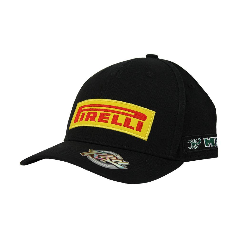 PIRELLI CAP BLACK DIABLO AND SCORPION (NEW)