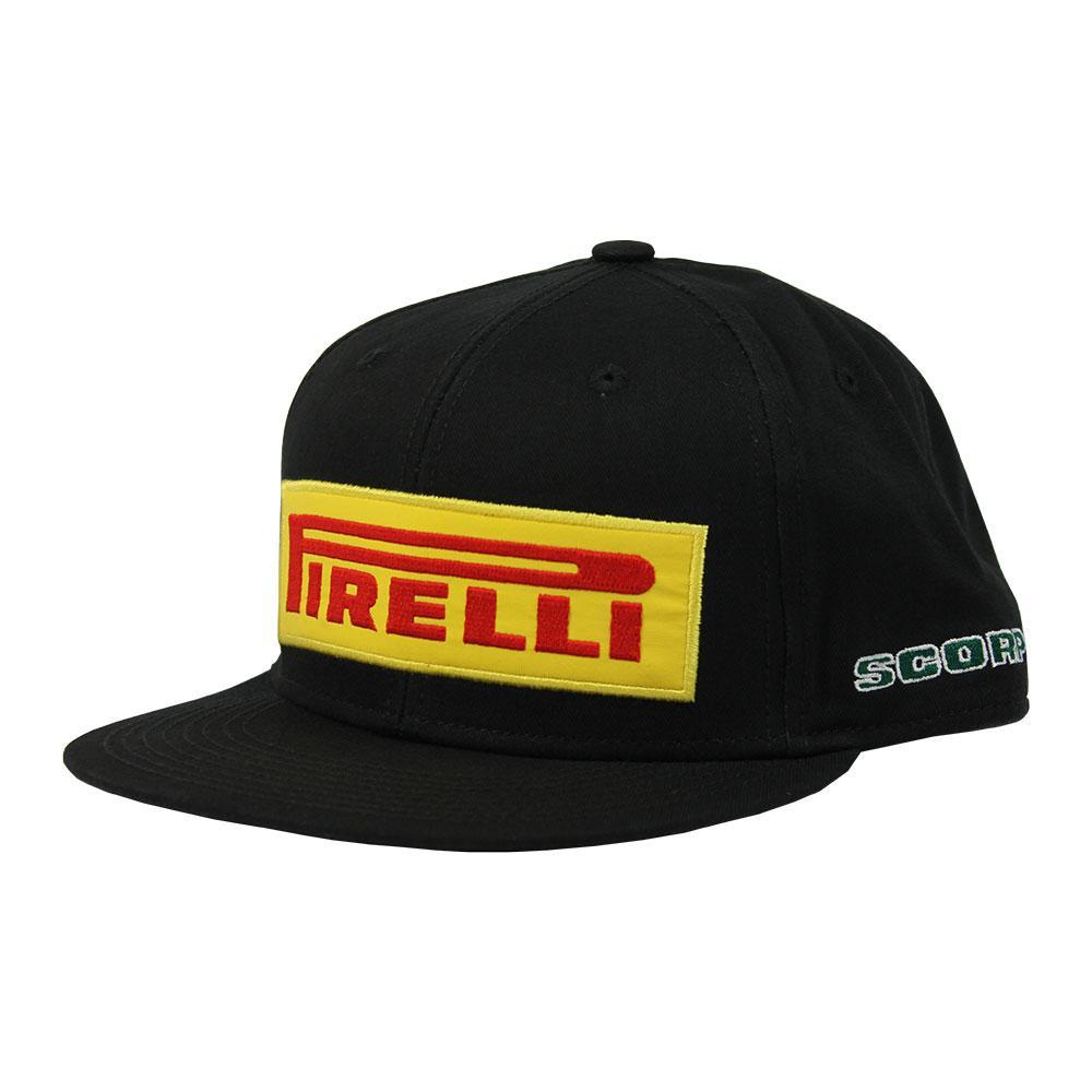 PIRELLI CAP FLAT BRIM SCORPION MX SENIOR (NEW)