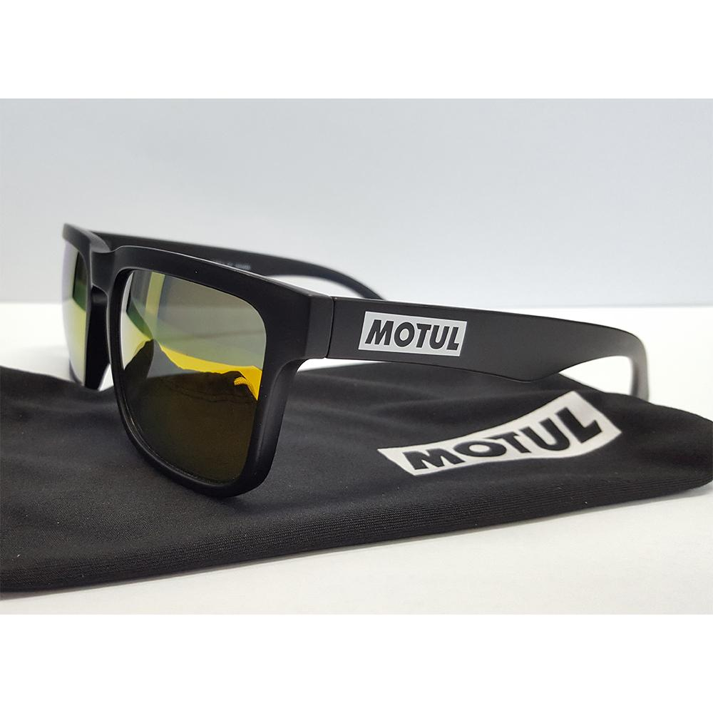 MOTUL SUNGLASSES - BLACK FRAME