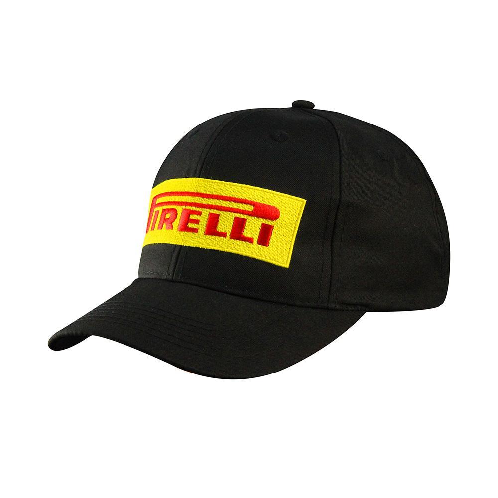 PIRELLI CAP - BLACK LOCAL