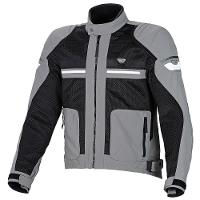 Macna Rush Jacket - Black/Grey