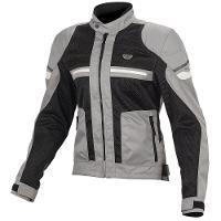 Macna Rush Jacket - Black/Grey