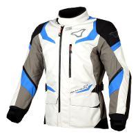 Macna Sektor Jacket Ivory/Grey/Blue