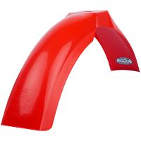 Polisport Preston Petty MX Front Fender - Red
