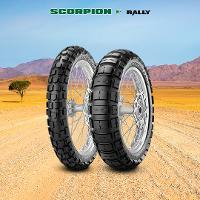 Pirelli Scorpion Rally Range