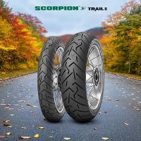 Pirelli Scorpion Trail II Range