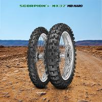 Pirelli Scorpion MX32 Mid Hard Range