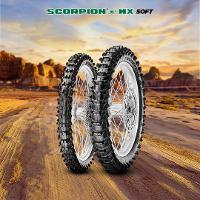 Pirelli Scorpion MX Soft 410 Range