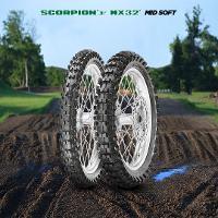 Pirelli Scorpion MX32 Range