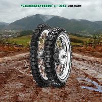 Pirelli Scorpion XC Mid Hard Range